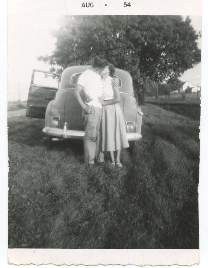 1950s sweethearts