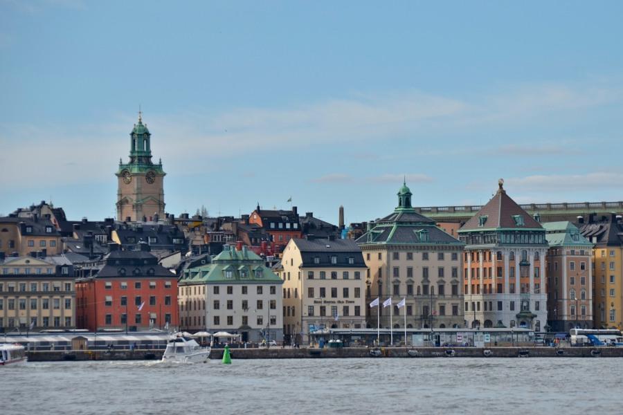 Stockholm, Sweden [in 30hours]