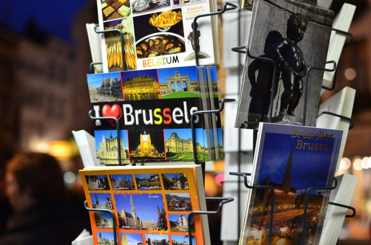 Postcards from Brussels