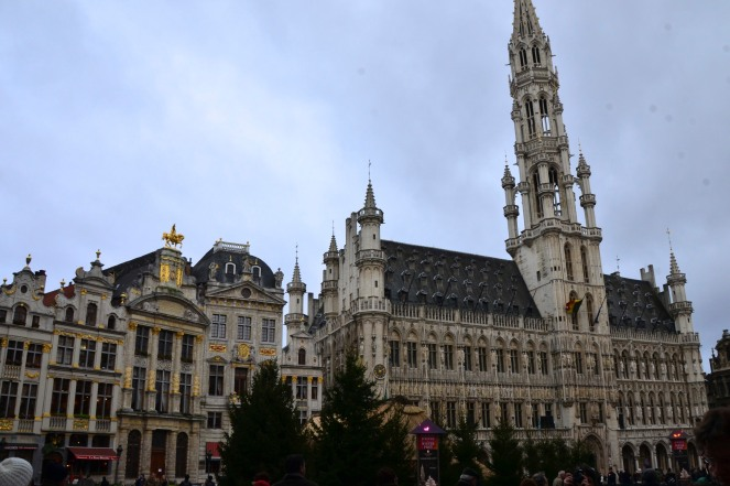 Grand Place City Hall