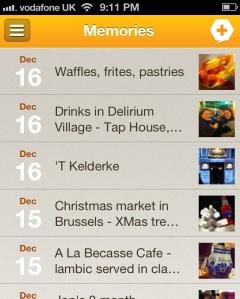 Memory Hive Screenshot