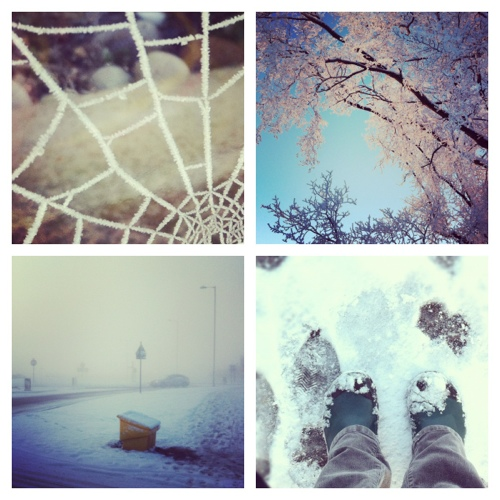Frosty Week