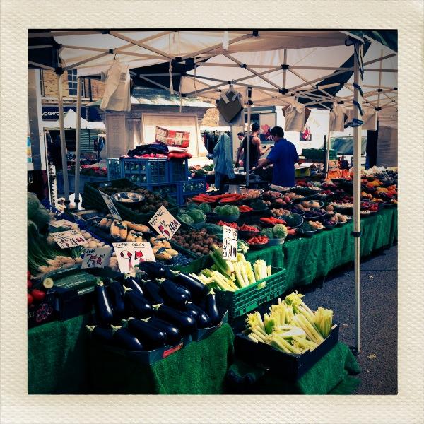 Bury St. Edmund's Market