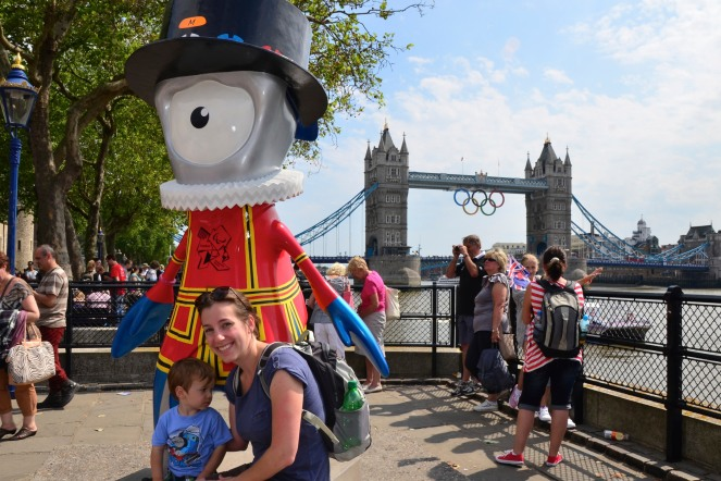 Beefeater Wenlock and Tower Bridge