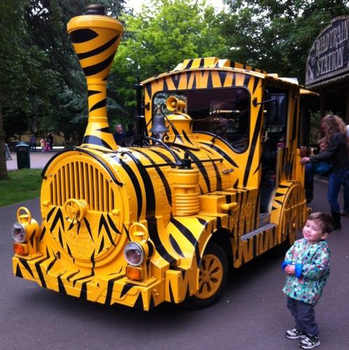 Banham Zoo Train