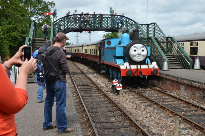 Thomas the Tank Engine Colne Valley
