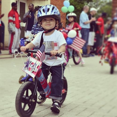 Fourth Bike Parade