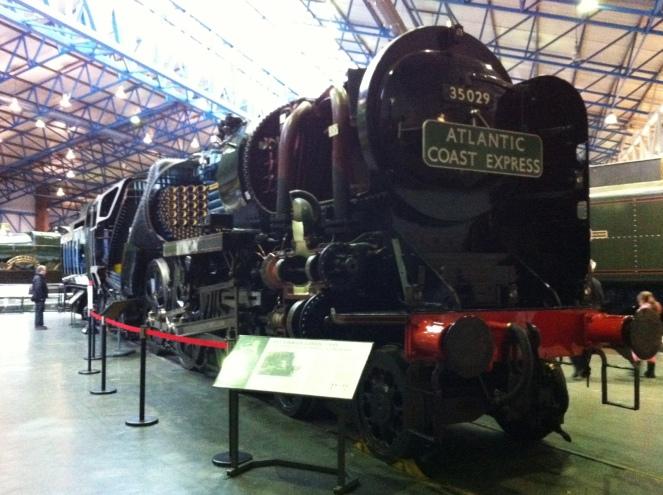 Great Hall National Railway Museum