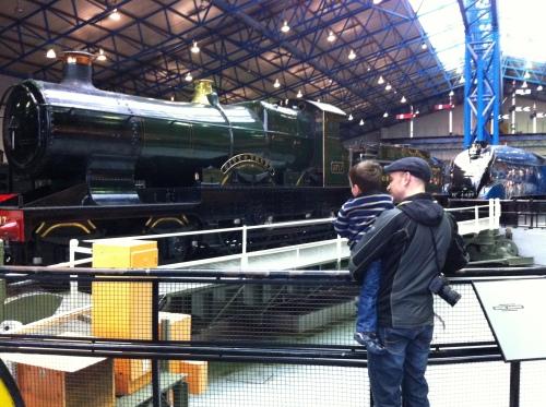National Railway Museum Turntable