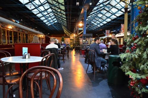 Station Hall Cafe