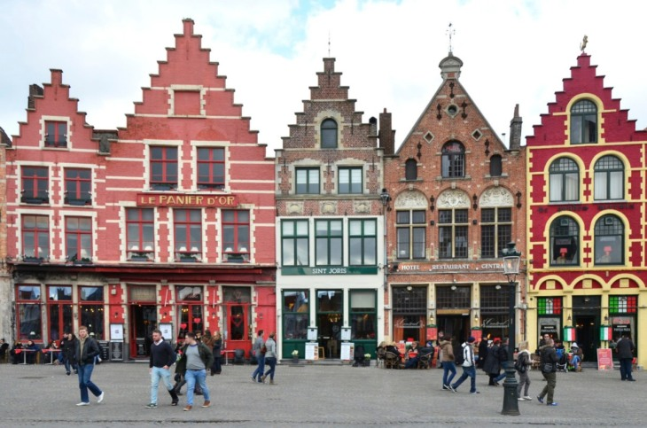 Brugge Roofline