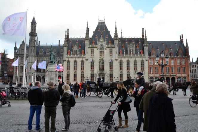 Bruges Town Center