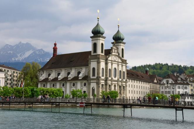 Lucerne Temple