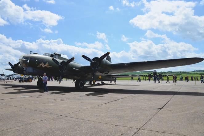 Sally B B-17