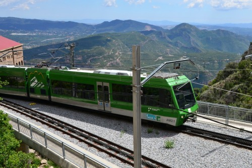 Train to Montserrat