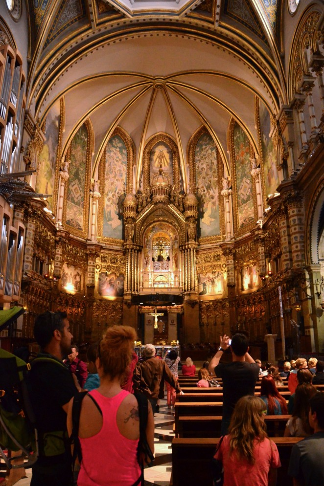 Montserrat Altar