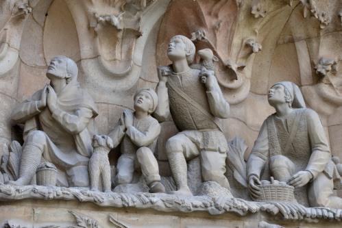 La Sagrada Familia Nativity