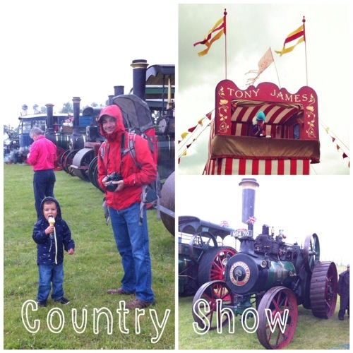 Country Show Collage