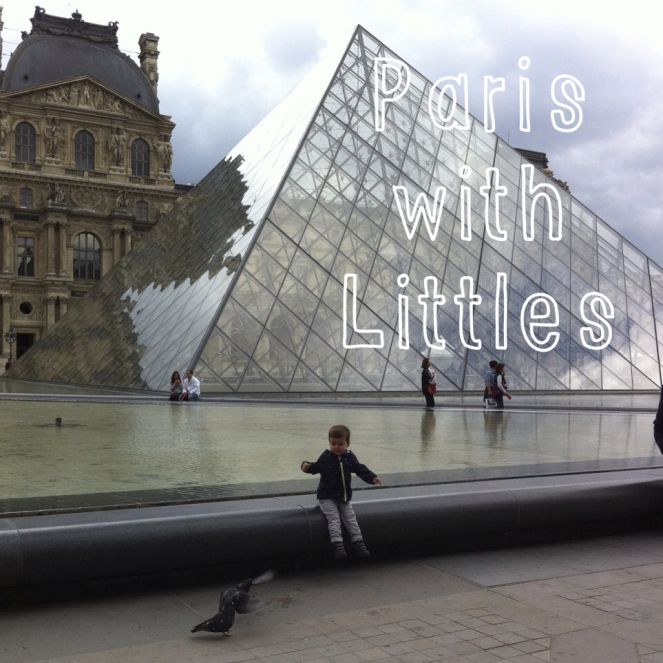 Five Things to Do in Paris with Little Kids