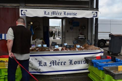 Boulogne Sur Mer Fish Market