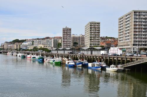 Boulogne Sur Mer Harbor