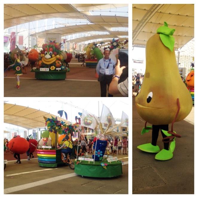Expo Parade