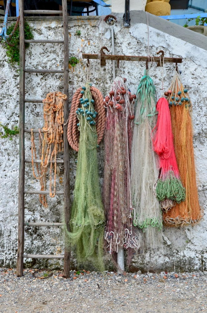 Fish Nets Isola di Pescatori