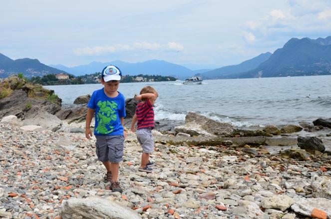 Lake Maggiore Rocks