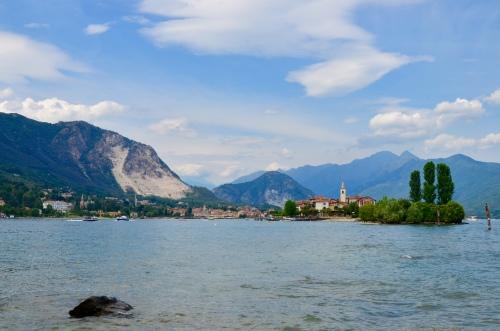 Borromean Island Isola di Pescatori Lake Maggiore