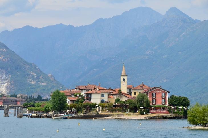 Isola di Pescatori Isola di Pescatori - Borromean Islands - Lake Maggiore