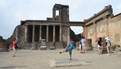 Pompeii Bassilica