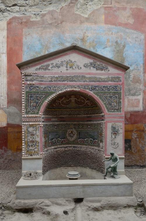 Little Fountain Pompeii