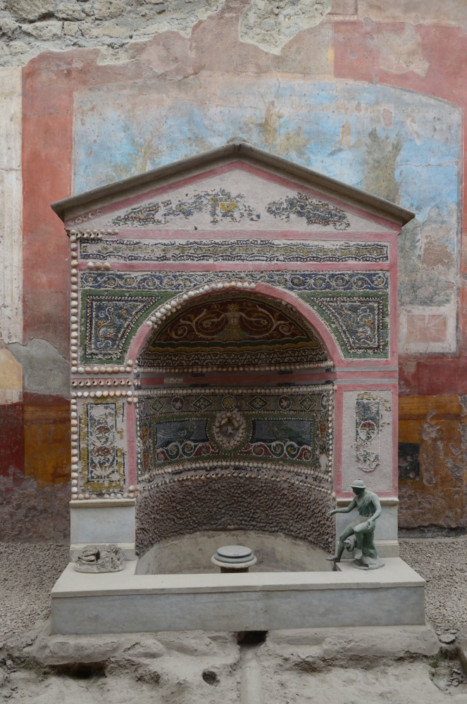 Little Fountain Pompeii