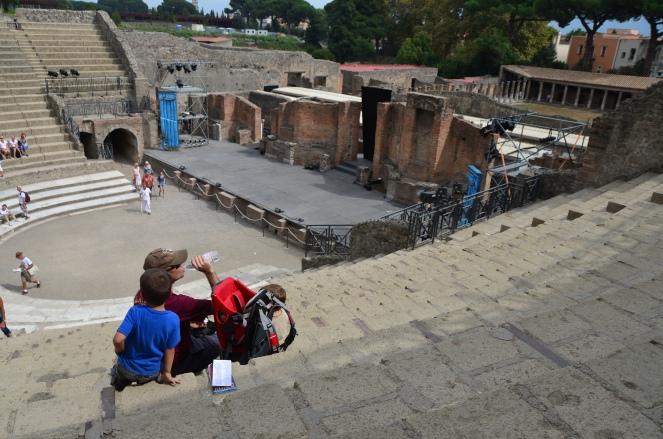 Pompeii Theater