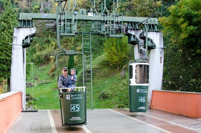 Laveno Bucket Lift Family