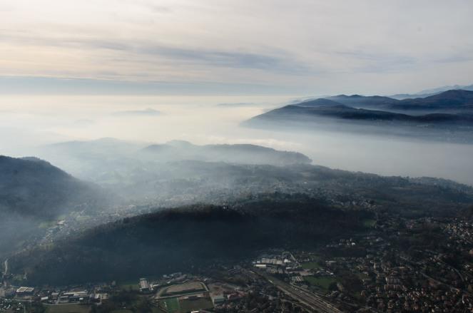 Lago Maggiore Fog