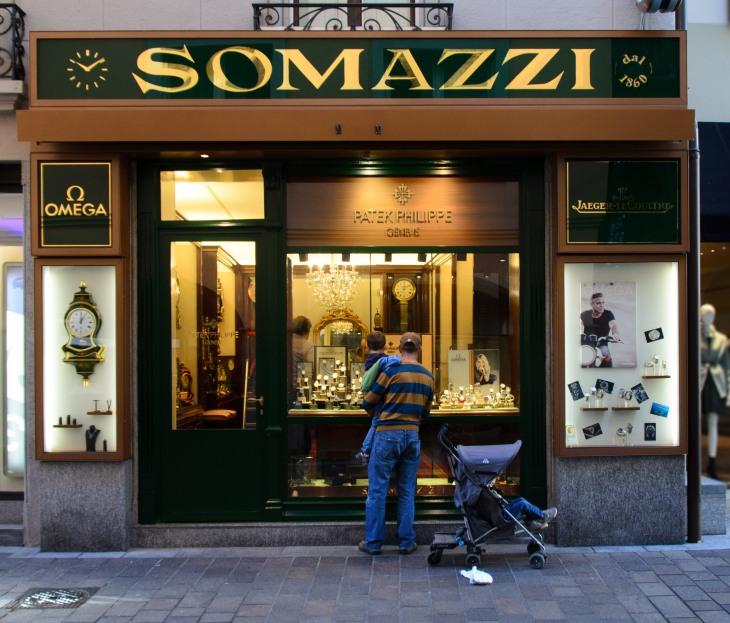 Lugano Watch Shop