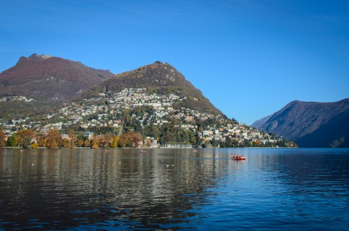 Lugano Pedal Boaters