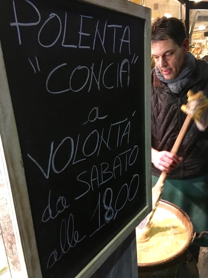 Polenta Conca
