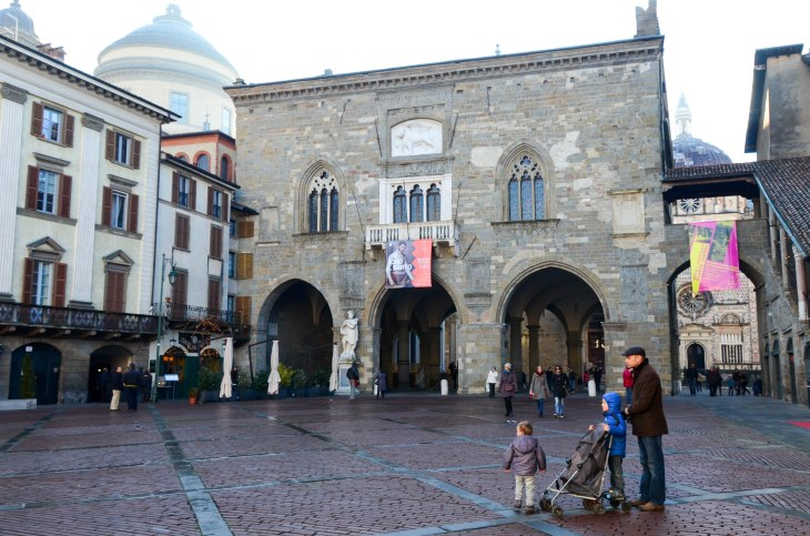 Bergamo Alta Citta