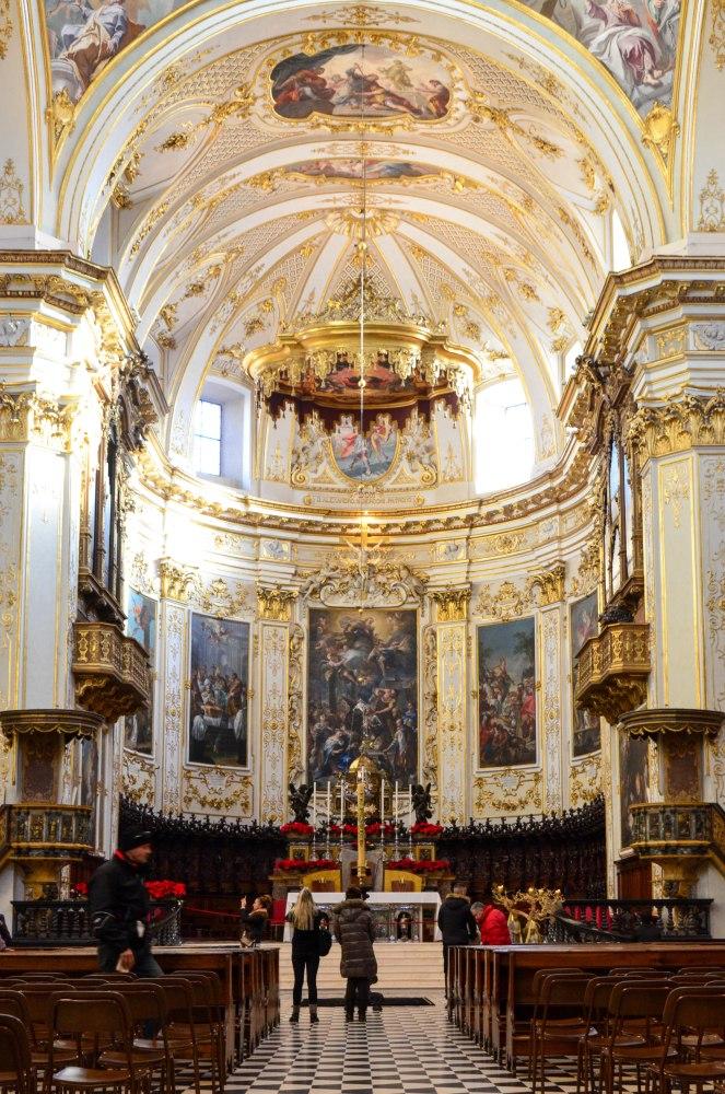Bergamo Duomo