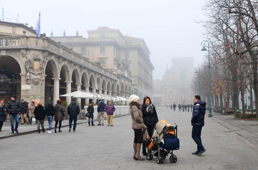 Bergamo Piazza