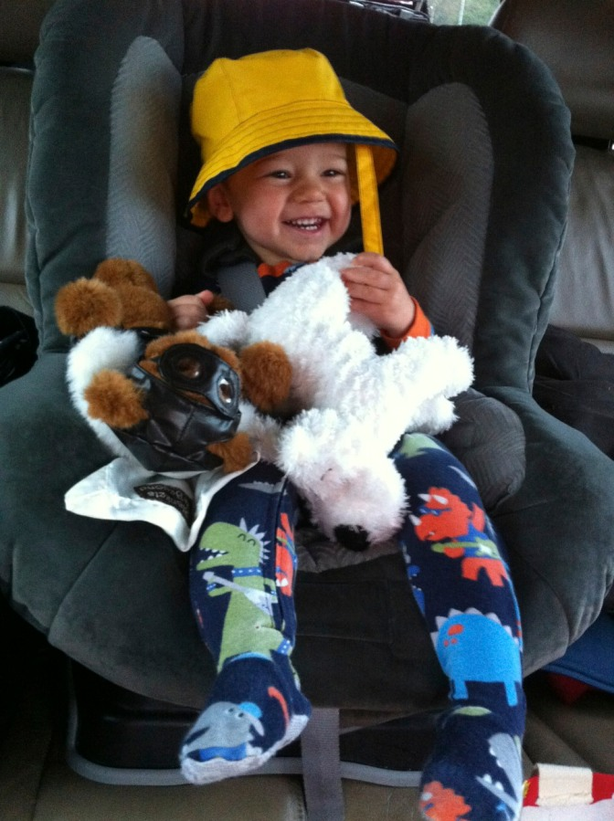 Family Adventuring with Britax – and aGiveaway!