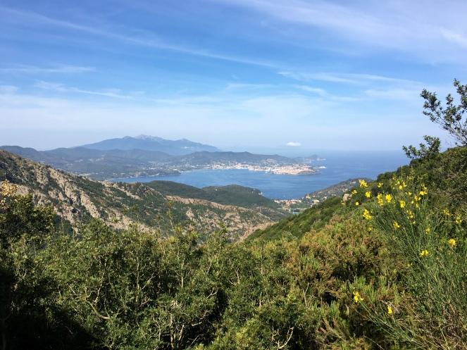 View of Portoferraio